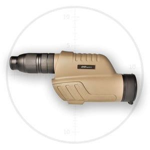 DDoptics Spotting scope Milspec FFP 12-36x60