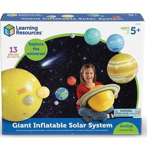 Learning Resources Sistema solare gonfiabile (set)