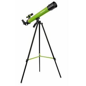 Bresser Junior Teleskop AC 45/600 AZ grün