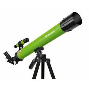 Bresser Junior Telescopio AC 45/600 AZ verde