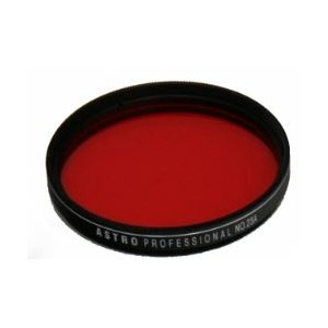 "Filtre Astro Professional Farbfilter Rot #23A 2"""