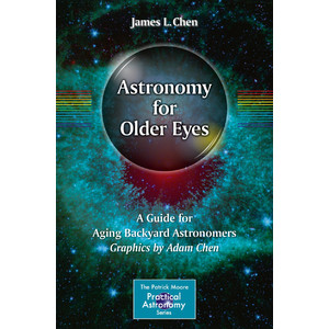 Springer Book Astronomy for Older Eyes