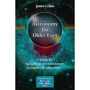 Springer Book Astronomy for Older Eyes