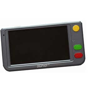 DIGIPHOT DM-50, lente digitale, monitor LCD 5""