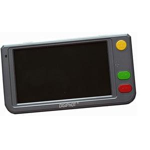 "DIGIPHOT DM-50, lupa digital, monitor LCD de 5"""