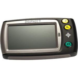 DIGIPHOT DM-43, lente digitale, monitor LCD 5""
