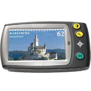 "DIGIPHOT DM-43, lupa digital, monitor LCD de 5"""