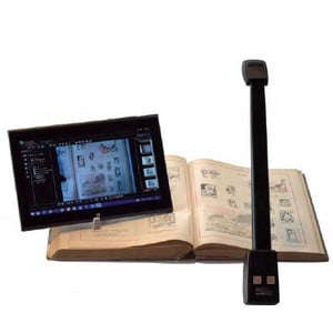 DIGIPHOT Microscope WV-5000 wireless visualizer