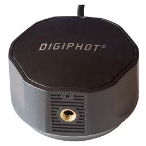 DIGIPHOT H-5000 U USB head for digital microscope, 5 MP for DM-5000, 15X-365X