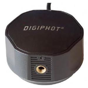 DIGIPHOT H - 5000 U, testa USB per microscopio digitale 5 MP per DM - 500015x - 365x