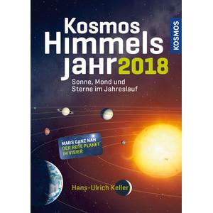 Kosmos Verlag Jahrbuch Himmelsjahr 2018