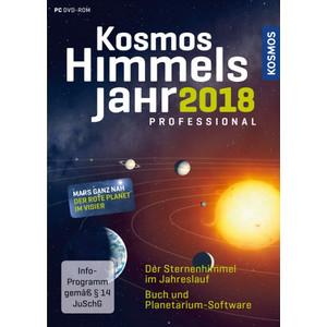 Kosmos Verlag Jahrbuch Himmelsjahr professional 2018