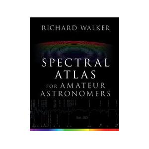 Cambridge University Press Libro Spectral Atlas for Amateur Astronomers