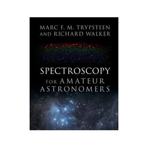 Cambridge University Press Libro Spectroscopy for Amateur Astronomers