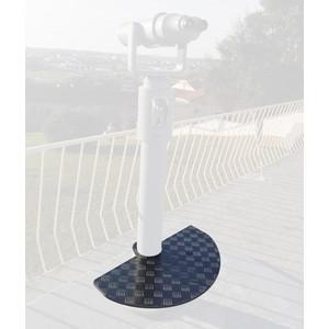 Omegon Telescopio Pedana per cannocchiale panoramico 20x100 Bonview