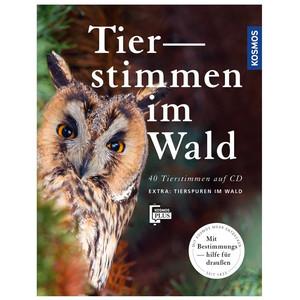 Kosmos Verlag Tierstimmen im Wald (CD + Leporello)
