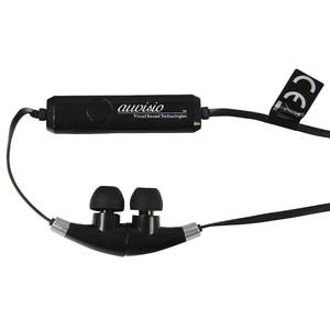 Douszny zestaw słuchawkowy stereo auvisio Bluetooth z magnesem, Bluetooth 4.1
