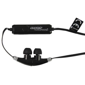 auvisio Bluetooth In-Ear-Stereo-Headset mit Magnet, Bluetooth 4.1