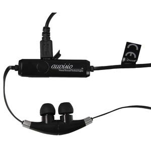 Ecouteurs stéréo intra-auriculaires Auvisio Bluetooth avec aimant, Bluetooth 4.1