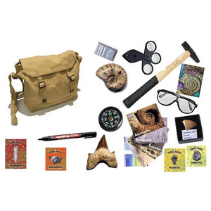 UKGE Children's Fossil Hunting Kit Age 12-16