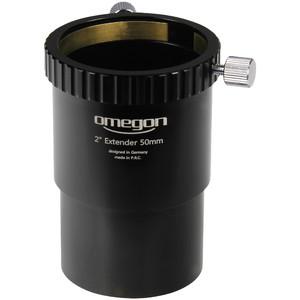 """Omegon Alargador de 2"""", con carrera óptica de 50 mm"""