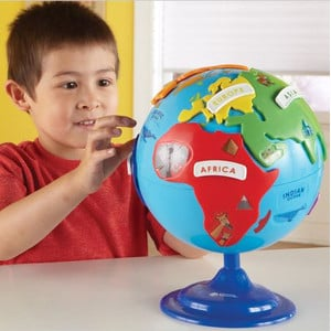 Learning Resources Puzzle Globe 20cm