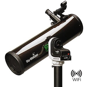 Skywatcher Teleskop N 130/650 Explorer-130PS AZ-GTi  GoTo WiFi