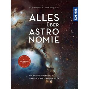 Kosmos Verlag Buch Alles über Astronomie