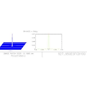 Réfracteur apochromatique Explore Scientific AP 127/952 ED FCD-100 CF Hexafoc OTA