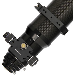 Omegon Refrator apocromático Pro APO AP 110/660 ED Carbon OTA