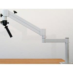 Pulch+Lorenz Stativo Flexi, sistema di aggancio al tavolo, giunto a sfera