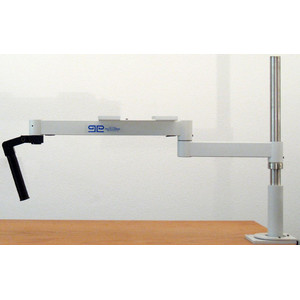 Pulch+Lorenz Stativo Flexi, sistema di aggancio al tavolo, braccio fisso, giunto a snodo