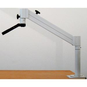 Pulch+Lorenz Stativo Flexi, corto, sistema di aggancio al tavolo, giunto standard