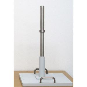 Pulch+Lorenz Stativ industriali Flexi base da tavolo, pesante con colonna