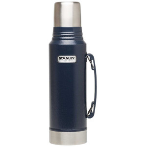 Stanley Classic thermos flask, 1.0l, Navy