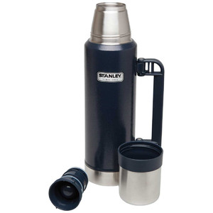 Stanley Classic thermos flask, 1.3l, Navy