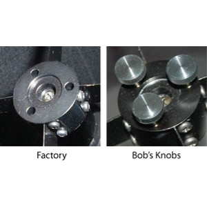 Bobs Knobs Knobs for SkyWatcher Newtonian Secondary