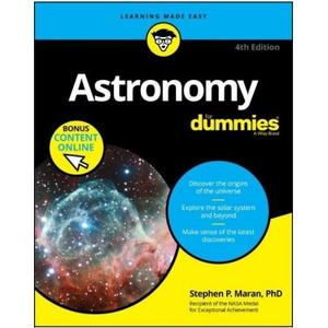 Wiley-VCH Libro Astronomy For Dummies