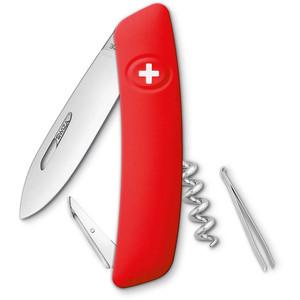 SWIZA Couteau de poche suisse D01 rouge