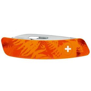 SWIZA C01 Swiss Army Knife, FILIX Camo Fern Orange