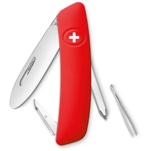 SWIZA Schweizer Kindertaschenmesser J02 rot