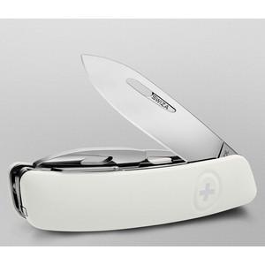 SWIZA Couteau de poche suisse D03 blanc