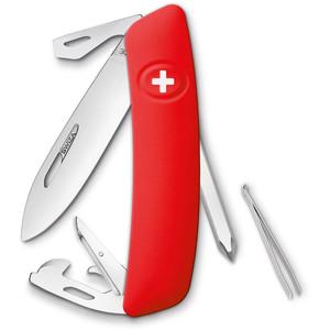 SWIZA Coltellino svizzero D04 rosso