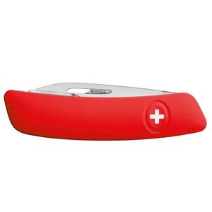 SWIZA D04 Swiss Army Knife, red