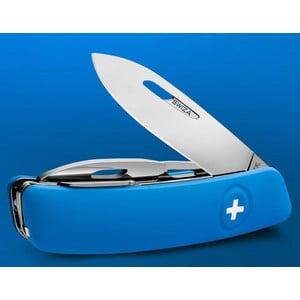 SWIZA D04 Swiss Army Knife, blue
