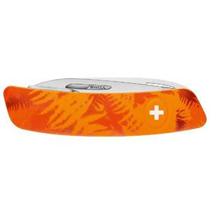SWIZA Coltellino svizzero C06 FILIX Camo Farn orange
