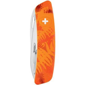 SWIZA Schweizer Taschenmesser C06 FILIX Camo Farn orange