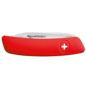 SWIZA Couteau de poche suisse pour enfant J06 rouge