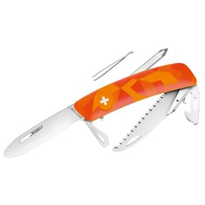SWIZA Schweizer Kindertaschenmesser J06 LUCEO Urban Camo orange