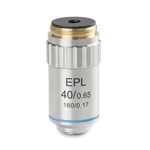 Euromex Obiettivo BS.7140, E-plan EPL S 40x/0.65 w.d. 0.64 mm (bScope)